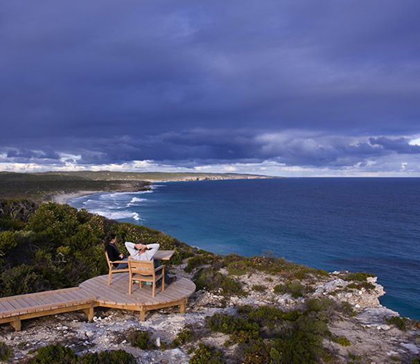 Luxury Kangaroo Island Accommodation - Southern Ocean Lodge Lodge - A Wild Refuge
