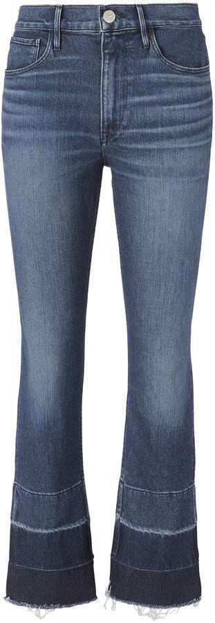 3X1 DENIM 3x1 Dark Spectrum Straight Jeans Denim 24