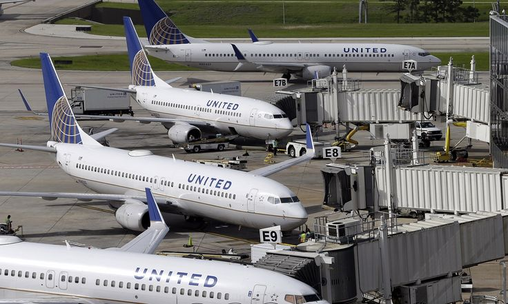 DOJ sues to prevent airline from acquiring additional flight slots that would give it 73% of all slots in New Jersey's Newark Liberty international airport