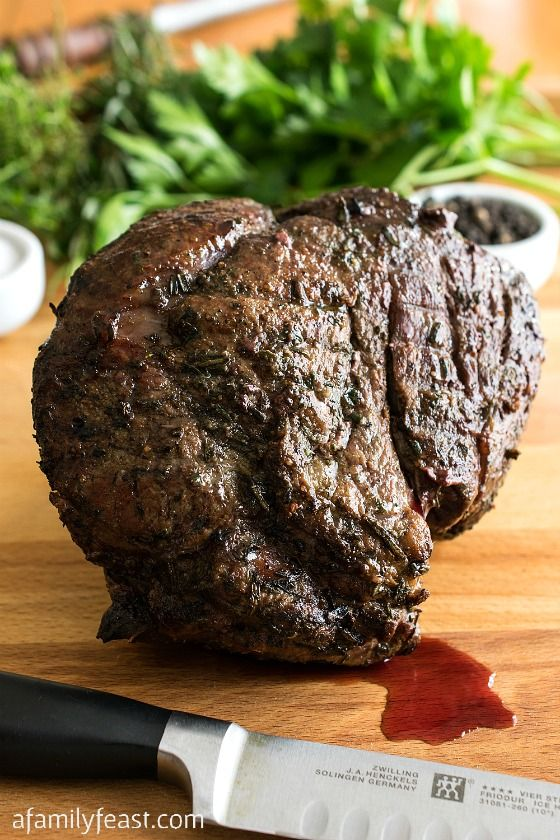 clearance outlet sales llc Top of the Round Roast   A Family Feast