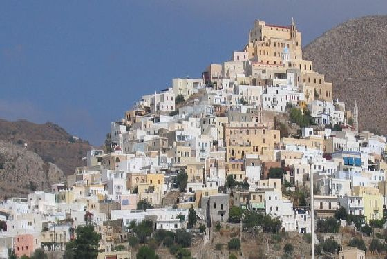 Syros:  Greek island
