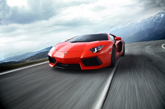 The Lamborghini Aventador replaced the long-lived Murcielago