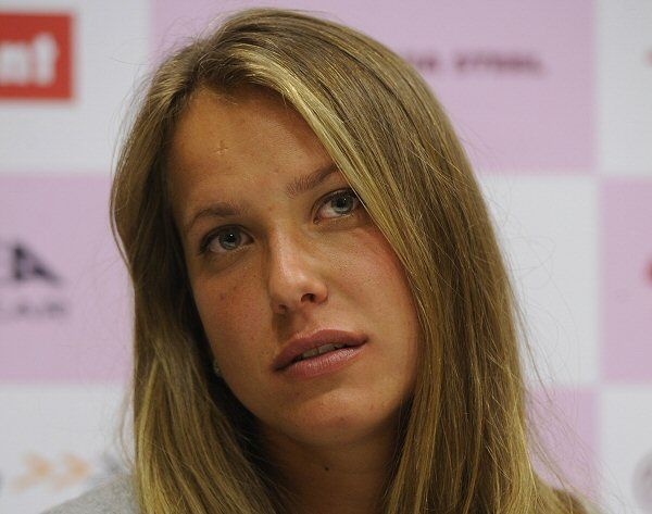 Barbora Strycova Fed Cup Czech