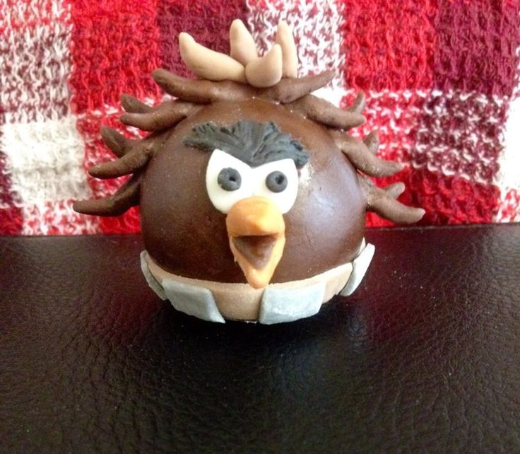 another edible angry birds star wars cake figure 2014