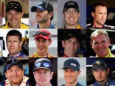 The Chase for the #NASCAR Sprint Cup is set... so who you got? I'm on the Kahne train