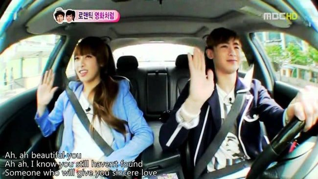 Nichkhun & Victoria is listed (or ranked) 7 on the list The Best We Got Married Couples