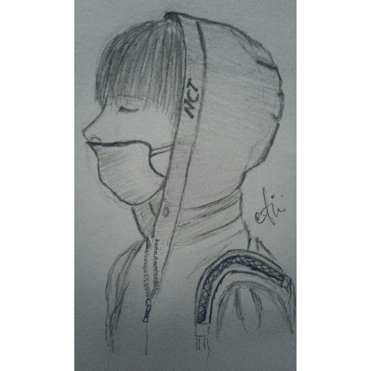 #draw #nakamotoyuta #yuta #NCT127 #mask #fanart