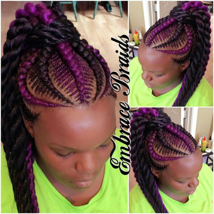 Fishbone Ponytail Braid Styles Braided Hairstyles For