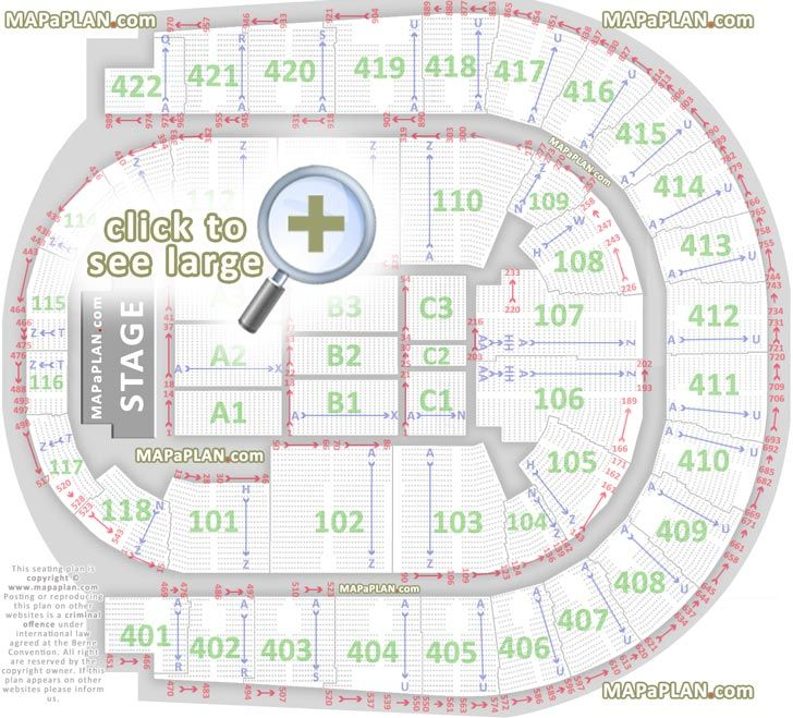 The o2 arena london seating plan detailed seats rows and for 02 floor seating