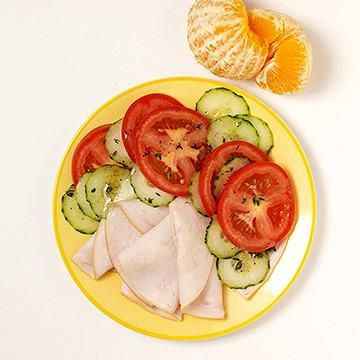 Just because you're not a contestant on the show doesn't mean you can't win your own weight-loss battle at home. To help you get started, we asked The Biggest Loser nutritionist Cheryl Forberg, RD, to design this seven-day meal plan, which is just like the one that helps the competitors slim down. With delicious recipes and easy tips, you're sure to lose weight in no time. - Fitnessmagazine.com