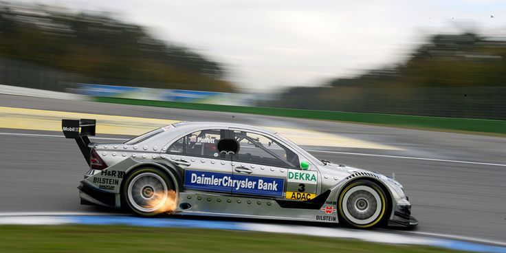 DTM History | 2005 season | DTM.com // Seven changes at the top of the standings and a nail-biting duel for the driver's crown – the 2005 DTM season was one of the most thrilling in history thanks to a close fight for the title.