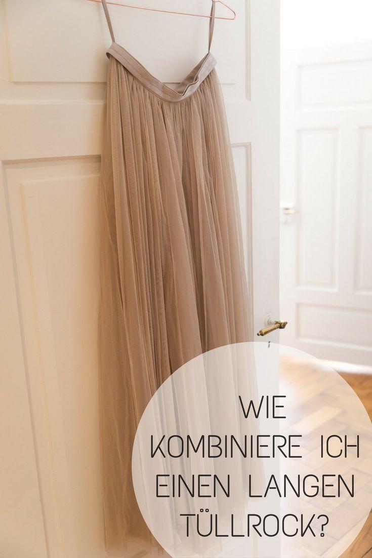 Wie kombiniere ich einen langen Tüllrock? Styling-Tipps für ein langes Tutu - Hochzeitsgast Outfit Special. Mehr Informationen zu diesem Thema auf josieloves.de
