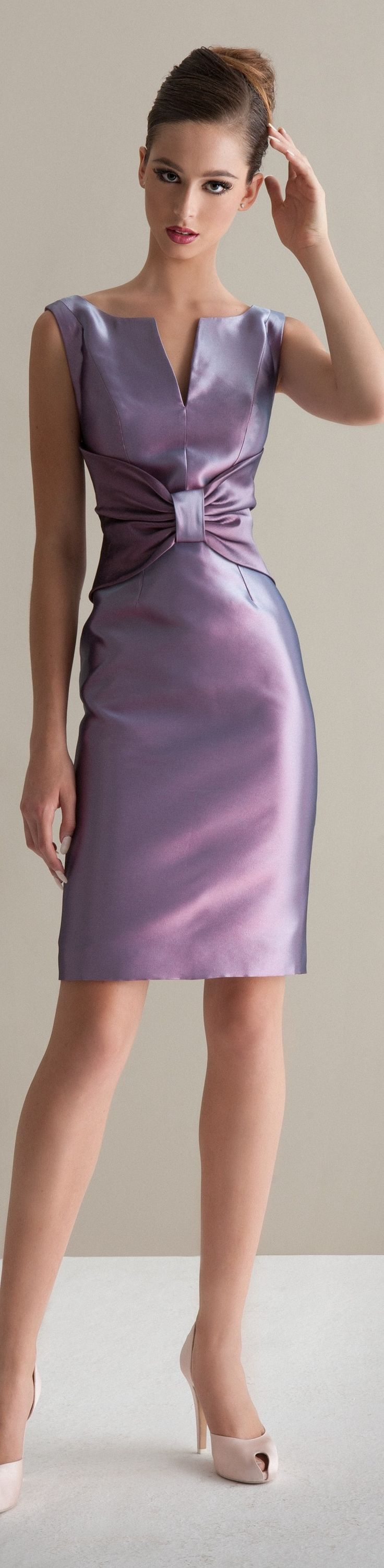 Awesome dress by Antonio Riva -perfect for bridesmaids