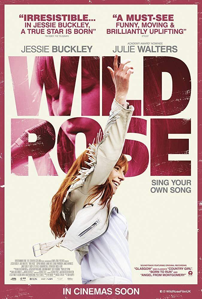Pin By Monize On Cinema Jessie Buckley Wild Roses Full Movies