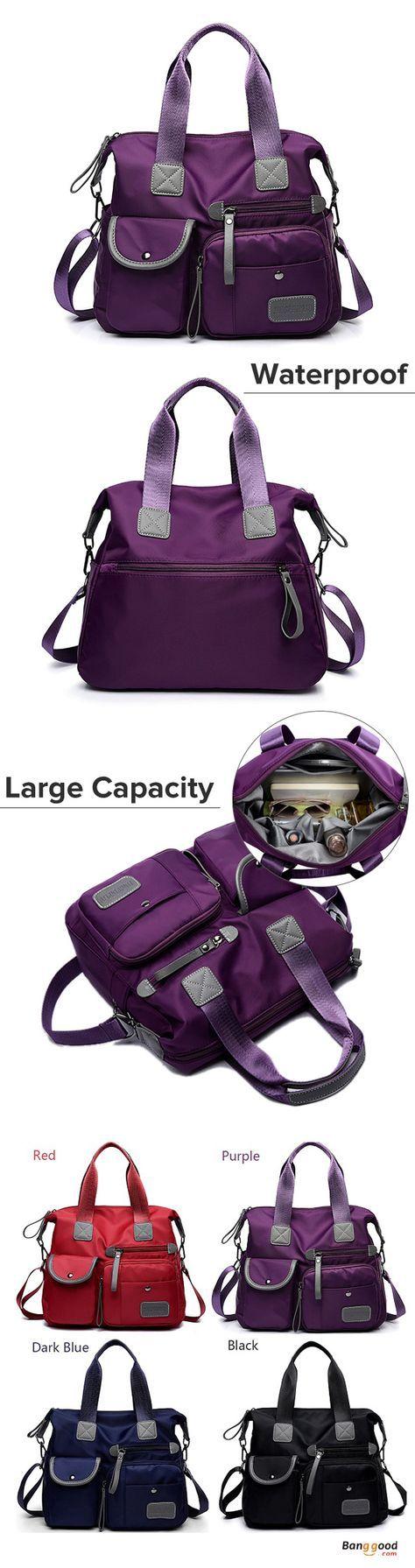 US$31.91+Free shipping. Women Bags, Waterproof Crossbody Bags, Casual Bags, Chest Bags, Multifunction Handbag, Backpack, Shoulder Bags. Waterproof, Large Capacity. Color: Black, Purple, Dark Blue, Red. Shop now~