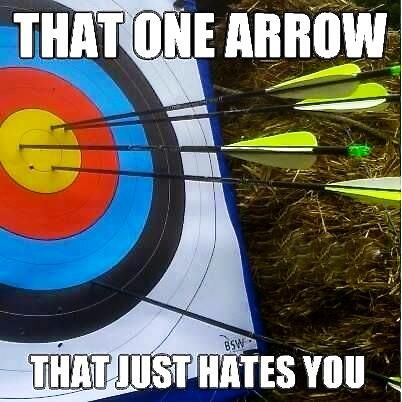12 Issues Only Archers Understand --- These are very real problems but I think I hate none more than the last.