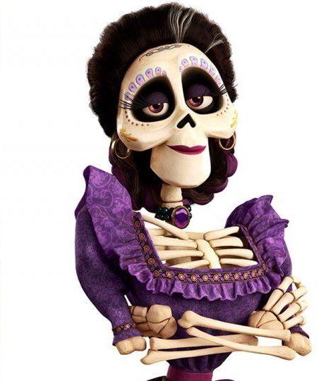 Mamá Imelda Fiesta De Coco Globos De Halloween Imagenes De Calaveras Mexicanas