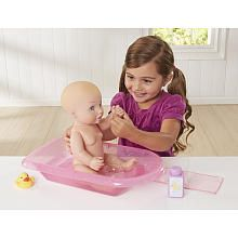 You & Me - Tub & Toot Doll: Baby Tubs