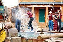 Great Alaskan Lumberjack Show Ketchikan