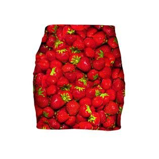 """""""Nothing goes together like summer and strawberries."""""""