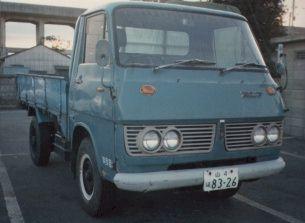 Isuzu Elf TLD 22A