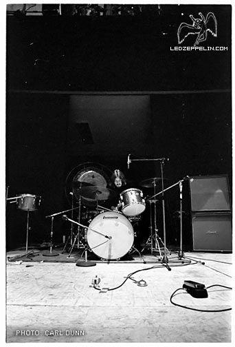John Bonham, Oklahoma '70