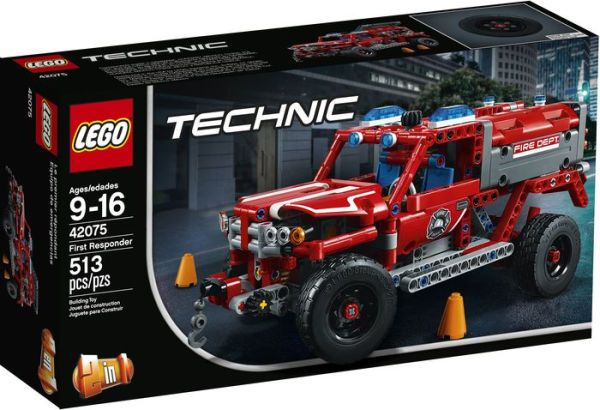 Lego Technic First Responder 42075 Lego Technic Lego Lego Online