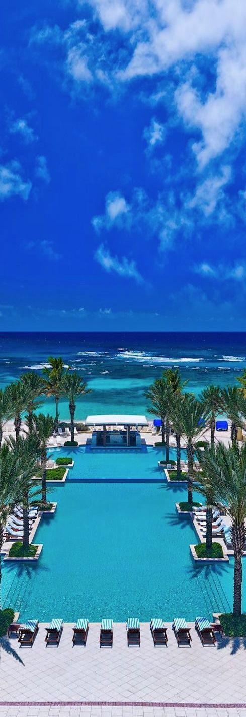 The Westin Dawn Beach Resort Spa, St Maarten via Bibeline Designs