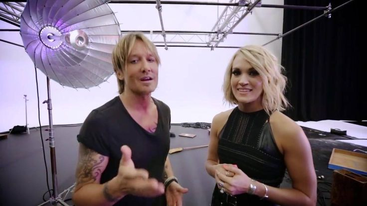 Watch out Australia! Carrie Underwood and Keith Urban are coming for you next month!