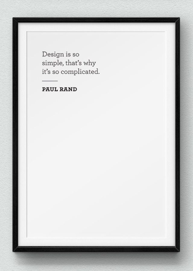 Typographic and Graphic Games Quotes Prints
