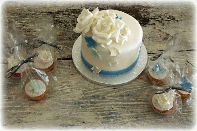 little wedding cake