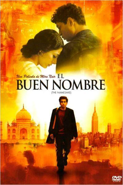 El buen nombre (2006) EEUU-India. Dir.: Mira Nair .Drama. Familia. Migración - DVD CINE 2343