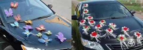 украшение свадебной машины лентами фото: 19 тыс изображений найдено в Яндекс.Картинках
