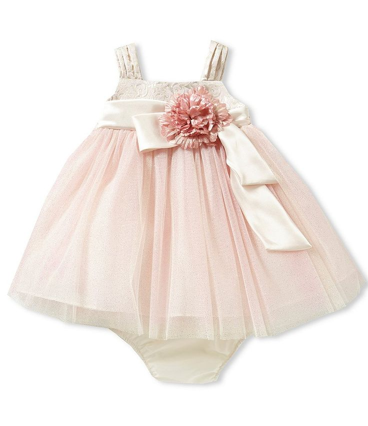 Chantilly Place Baby Girls 12-24 Months Ballerina Dress