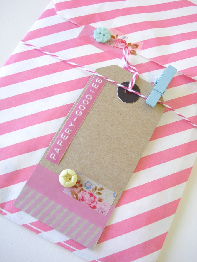 Nadia van der Mescht: Snail Mail Ideas: Wrapping Inspiration #snail #mail #wrapping #ideas #package