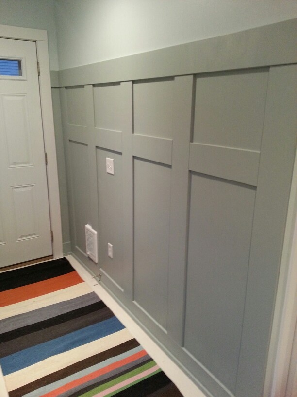 13 Best Images About Half Wall Entry On Pinterest