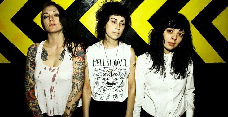 12 novas bandas com vocais femininos que você precisa ouvir agora mesmo: punk, grunge e música psicodélica são alguns dos gêneros destacados.