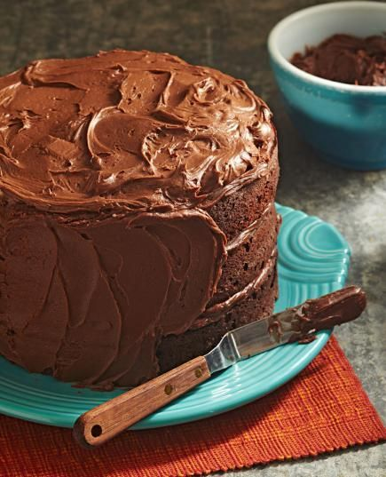 Decadent Cake Recipes Chocolate