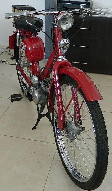 Siambretta 48 Motos Antiguas Siambretta Modelos De Motos