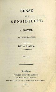Sense and SensibilityWorth Reading, Book Worth, Sense And Sensibility, Sen And Sensibility, Austen Novels, Jane Austen, Favorite Jane, Favorite Austen
