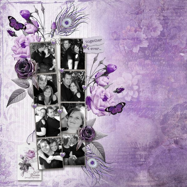 Credits :  Purple Heaven by Valentina's Creations http://www.thedigichick.com/shop/Purple-Heaven-Kit.html