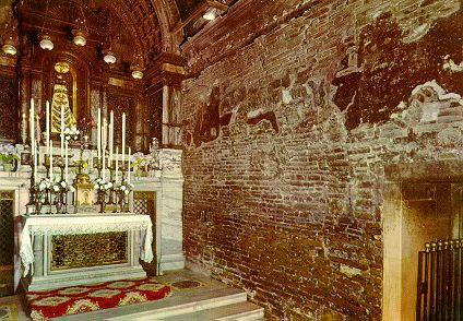 The Holy House of Loreto |