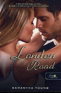 London Road könyv borító