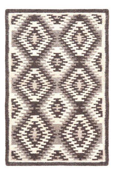 Dash & Albert 'Nordic Kilim' Wool Blend Rug available at #Nordstrom