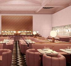 Sketch Restaurant . London