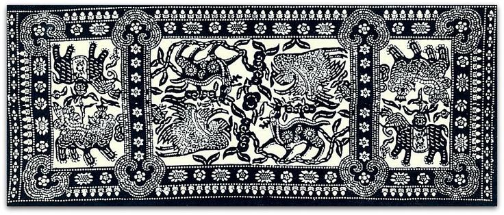 Китай.Верх одеяла.Размер оригинала 187х72см