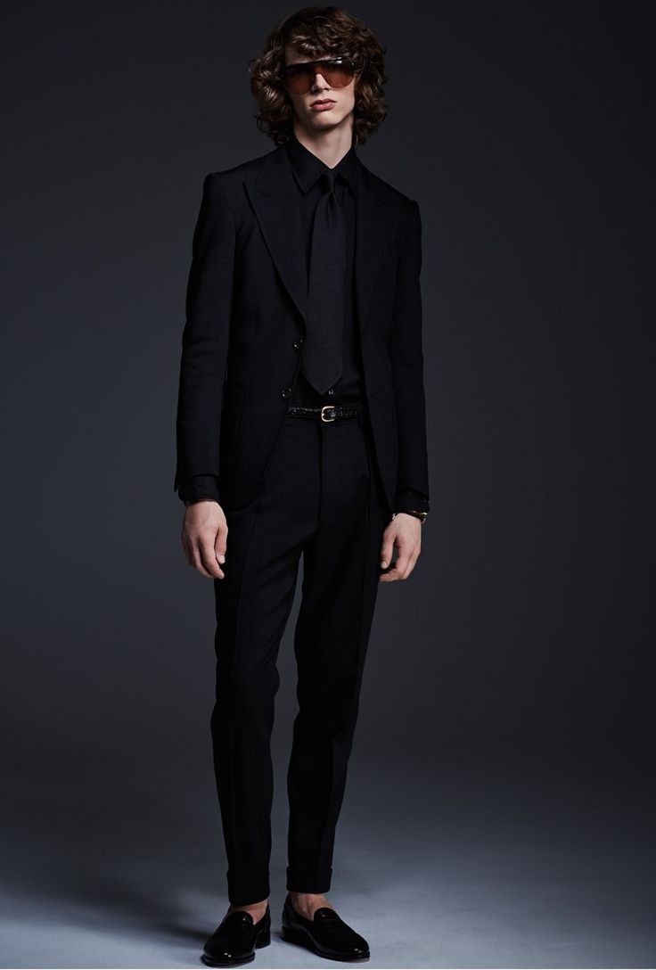 Tom Ford Spring/Summer 2017 Collection
