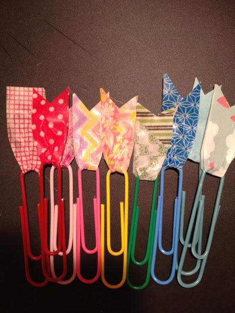 marcadores!!!!  regalos personalizados washitape