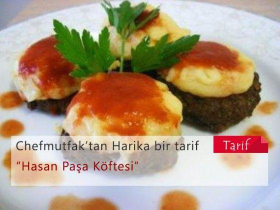 Hasan Paşa Köftesi