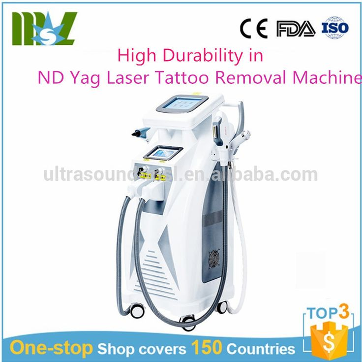 With Factory Price Q Switch Nd Yag Laser Tattoo Removal System/Long Pulse Nd Yag Laser Tatto Removal Machine